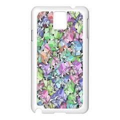Presents Gifts Christmas Box Samsung Galaxy Note 3 N9005 Case (white)