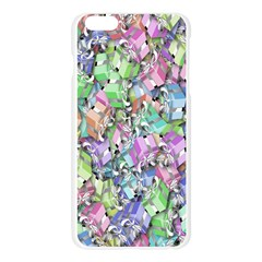 Presents Gifts Christmas Box Apple Seamless iPhone 6 Plus/6S Plus Case (Transparent)
