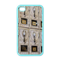 Post Office Old Vintage Building Apple iPhone 4 Case (Color)