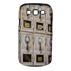 Post Office Old Vintage Building Samsung Galaxy S III Classic Hardshell Case (PC+Silicone)