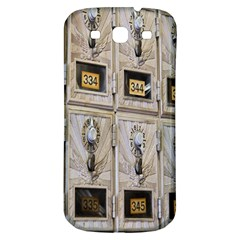 Post Office Old Vintage Building Samsung Galaxy S3 S Iii Classic Hardshell Back Case
