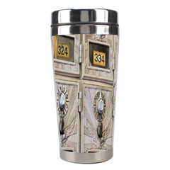 Post Office Old Vintage Building Stainless Steel Travel Tumblers