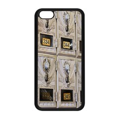 Post Office Old Vintage Building Apple iPhone 5C Seamless Case (Black)