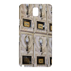 Post Office Old Vintage Building Samsung Galaxy Note 3 N9005 Hardshell Back Case