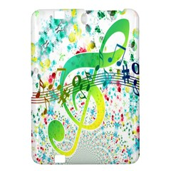 Points Circle Music Pattern Kindle Fire Hd 8 9