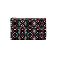 Plot Texture Background Stamping Cosmetic Bag (Small)