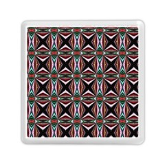 Plot Texture Background Stamping Memory Card Reader (Square)