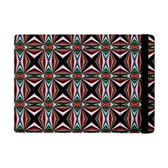 Plot Texture Background Stamping Apple Ipad Mini Flip Case