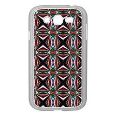 Plot Texture Background Stamping Samsung Galaxy Grand Duos I9082 Case (white)