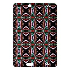 Plot Texture Background Stamping Amazon Kindle Fire Hd (2013) Hardshell Case
