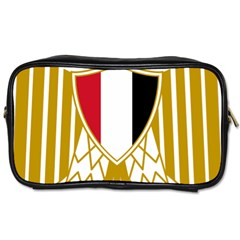Coat Of Arms Of Egypt Toiletries Bags 2 Side