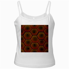 Psychedelic Pattern Ladies Camisoles