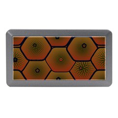 Psychedelic Pattern Memory Card Reader (Mini)