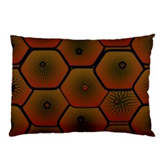 Psychedelic Pattern Pillow Case (Two Sides)