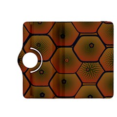 Psychedelic Pattern Kindle Fire Hdx 8 9  Flip 360 Case
