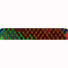 Psychedelic Abstract Swirl Small Bar Mats