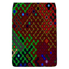 Psychedelic Abstract Swirl Flap Covers (s)