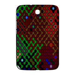 Psychedelic Abstract Swirl Samsung Galaxy Note 8.0 N5100 Hardshell Case
