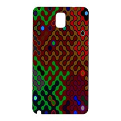 Psychedelic Abstract Swirl Samsung Galaxy Note 3 N9005 Hardshell Back Case