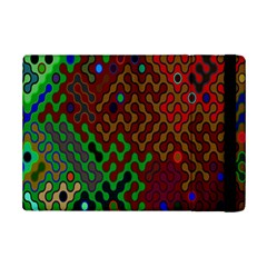 Psychedelic Abstract Swirl Ipad Mini 2 Flip Cases