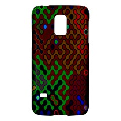 Psychedelic Abstract Swirl Galaxy S5 Mini