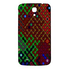 Psychedelic Abstract Swirl Samsung Galaxy Mega I9200 Hardshell Back Case