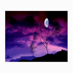 Purple Sky Small Glasses Cloth