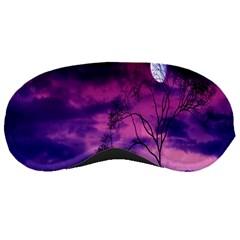 Purple Sky Sleeping Masks