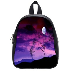 Purple Sky School Bags (Small)