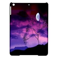 Purple Sky Ipad Air Hardshell Cases