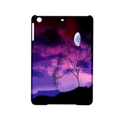 Purple Sky Ipad Mini 2 Hardshell Cases