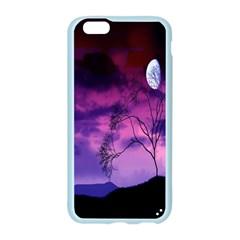 Purple Sky Apple Seamless iPhone 6/6S Case (Color)