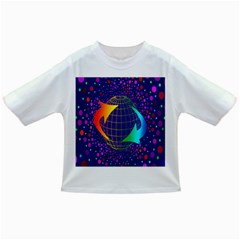 Recycling Arrows Circuit Infant/toddler T Shirts