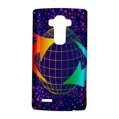 Recycling Arrows Circuit LG G4 Hardshell Case