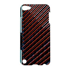 Red And Black High Rise Building Apple Ipod Touch 5 Hardshell Case