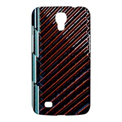 Red And Black High Rise Building Samsung Galaxy Mega 6 3  I9200 Hardshell Case