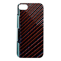 Red And Black High Rise Building Apple Iphone 5s/ Se Hardshell Case