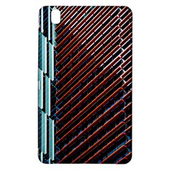 Red And Black High Rise Building Samsung Galaxy Tab Pro 8 4 Hardshell Case
