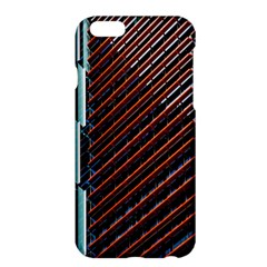 Red And Black High Rise Building Apple Iphone 6 Plus/6s Plus Hardshell Case