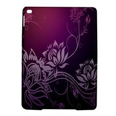 Purple Lotus Ipad Air 2 Hardshell Cases