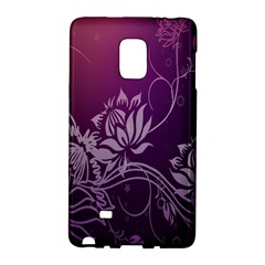 Purple Lotus Galaxy Note Edge