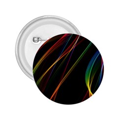 Rainbow Ribbons 2.25  Buttons