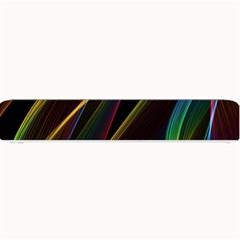 Rainbow Ribbons Small Bar Mats