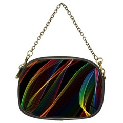Rainbow Ribbons Chain Purses (Two Sides)