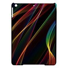 Rainbow Ribbons Ipad Air Hardshell Cases