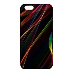 Rainbow Ribbons iPhone 6/6S TPU Case