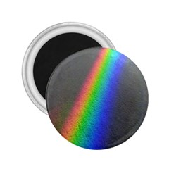 Rainbow Color Spectrum Solar Mirror 2 25  Magnets