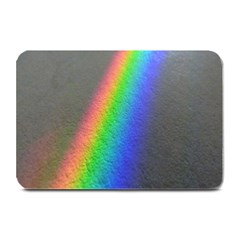 Rainbow Color Spectrum Solar Mirror Plate Mats