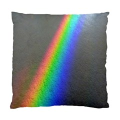 Rainbow Color Spectrum Solar Mirror Standard Cushion Case (two Sides)