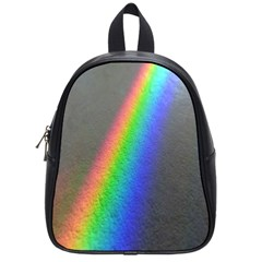Rainbow Color Spectrum Solar Mirror School Bags (Small)